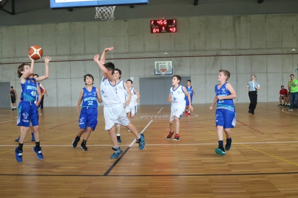 VI Jamboree Minibasket Nacional de Clubs: chegan as cruces clasificatorias