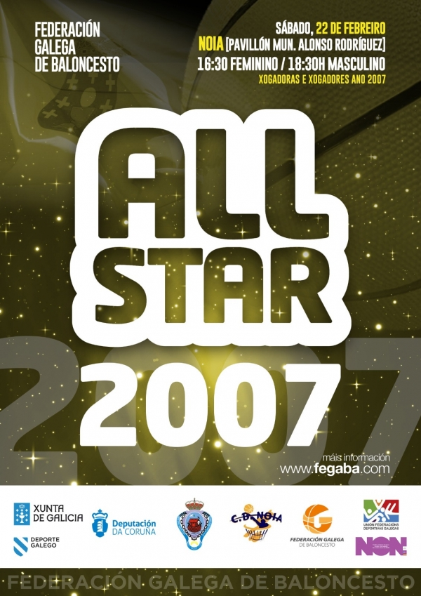 "O""All Star"" FGB recala en Noia"